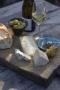 """Käse fotografieren: Foto einer Käseplatte für das Restaurant, Bistro """"Zum Schwan Wachtendonk"""" - Fotografie von Gerichten für die Gastronomie"""