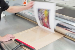 Anfertigung von Fotokunst als Fotodruck hinter Acrylglas mittels des patentierten DIASEC Verfahrens