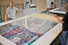 Fotokunst erfolgreich hinter Acrylglas im Diasec-Verfahren in Galleriequalität konserviert