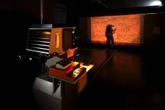 Einer der letzten analogen Horizontalvergrößerer in Deutschland im Fotolabor Grieger