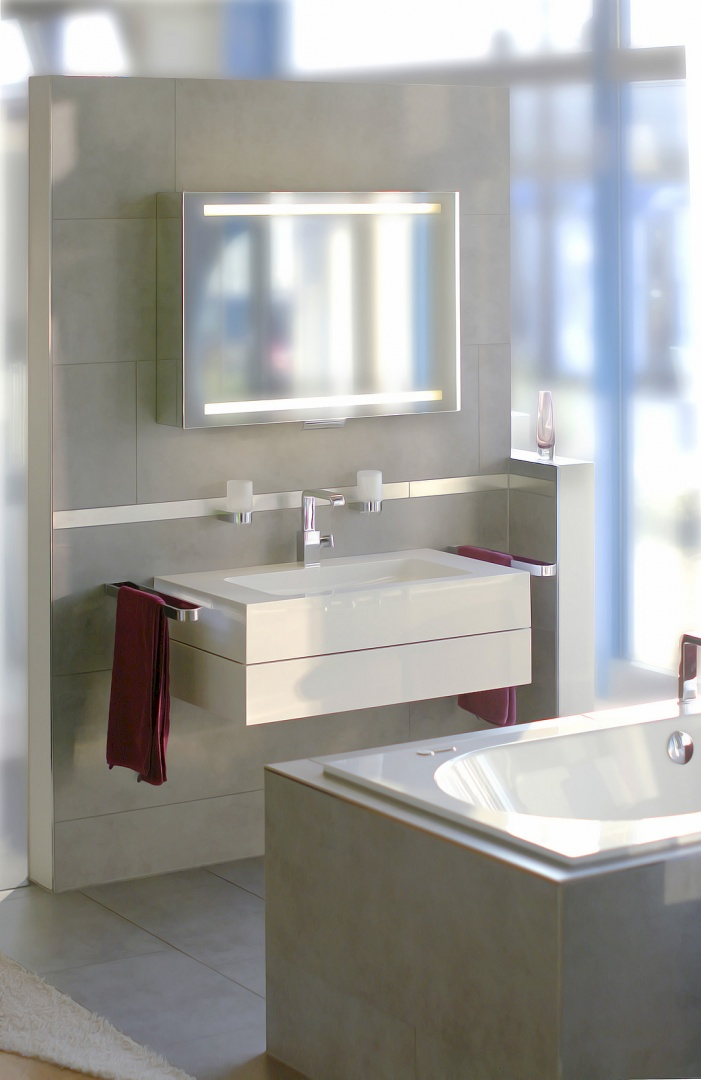 sanitärausstellung  Industriefotografie - Fotografie vor Ort von Produkten, Produktion ...