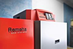 Produktfotografie-Heiztechnik-remeha-ECO-310-Schaltfeld_HD