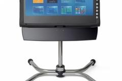 Produktfotografie Medizintechnik Reha Assistenzsysteme HK13 frontal mit Tischstaender