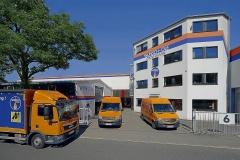 Wunsch Öle Ratingen - Firmenportrait Ansicht Firmensitz Halskestraße
