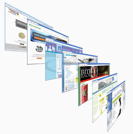 Webdesign Referenzen Content-Management-Systeme (CMS) WordPress Veit Fotodesign